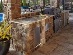 experience the luxury of an elite landscaping outdoor kitchen and bar
