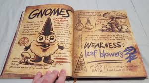 inside the book there are three distinct sections the first is the contents of the journal before dipper finds it in episode 1 of the series
