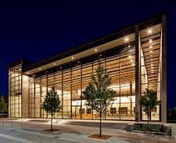 city performance hall in dallas texas