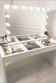 lighted makeup vanity table makeup vanity mirror tabletop lighted makeup mirror bedroom marvelous vanity table with