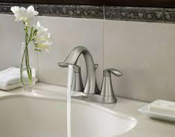brushed chrome bathroom faucets. Moen Brushed Chrome Bathroom Faucets