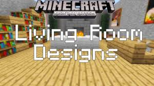 Minecraft Interior Design Living Room Minecraft Xbox 360 Simple Living Room Designs Youtube