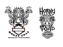 Horny Toad H D Logo Art By Asik On Dribbble