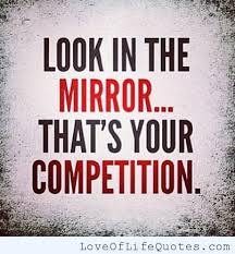 Image result for look in the mirror
