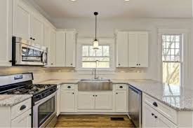 White Kitchen Shaker Cabinets White Shaker Cabinets Kitchen Remodeling