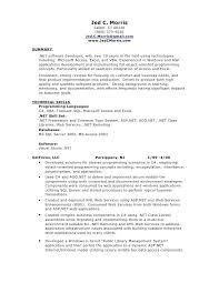 Database Developer Sample Resume Sarahepps Com