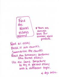 what is a kernel essay trail of breadcrumbs expository the kernel essays 9 pages