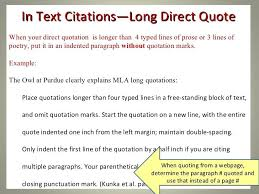 How To Cite A Quote Quotes Fascinating How To Cite A Quote