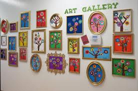 wall art ideas for preschoolers