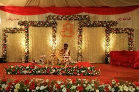 Marriage Set Design Hindu Wedding Stage Wedding Stage Decorations Indian