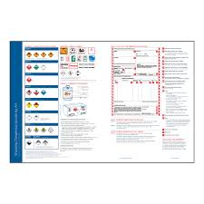 Dangerous Goods Separation Chart Posters And Charts Icc