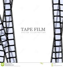 Film Template For Photos Template Film Roll Stock Vector Image Of Icon Empty 67582802