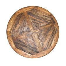42 inch round wood table top wood circle table top reclaimed wood round top table rustic