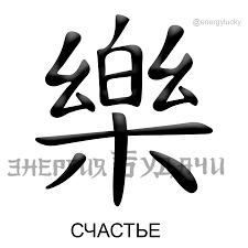 тату иероглиф изобилие поиск в Google китайские иероглифы