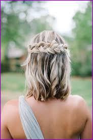 Coiffure Mariage Enfant Cheveux Mi Long Tresse 147600 Idée