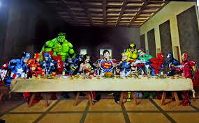 the last dc slash marvel supper