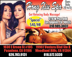 Adult massage palor and ventura