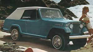 1966 Jeep Jeepster Commando - Paint Cross Reference