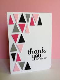 Card Design Ideas Pin On Thank You Cards
