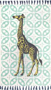 wildlife area rugs new how cute is this rugs usa thomas paul printed tp09 gallant giraffe
