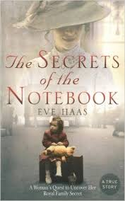 book review thursday the secrets of the notebook a w s quest secretsofthenotebook