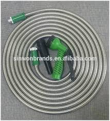 metal garden hose luxury as seen on caddy
