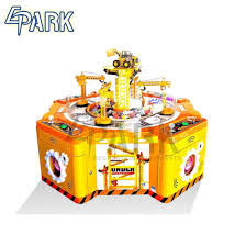 Vending Machines For Kids Extraordinary China Four Players Kids Arcade Games Candy Claw Machine Gift Vending