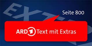 Последние твиты от ard (@ard_presse). Teletext Im Ersten Startseite Ard Das Erste