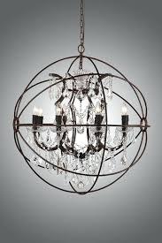 rustic crystal chandelier rustic crystal chandelier inspirational led