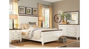 Cottage Town White 7 Pc Queen Bedroom