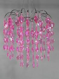12 faux crystal like waterfall chandelier pink by balsacircle httpwwwamazoncomdpb007ht1hb8refcm_sw_r_pi_dp_f70brb0za9q3x chic pink chandelier pink