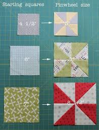 438 best quilting-- quilts i like.. ideas images on Pinterest ... & Pinwheel sizes, Cluck Cluck Sew Adamdwight.com