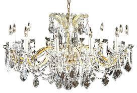 maria theresa crystal chandelier maria crystal chandelier