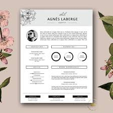 1000 images about resume templates on pinterest free cover letter creative resume and cover letter template free cover letter templates microsoft
