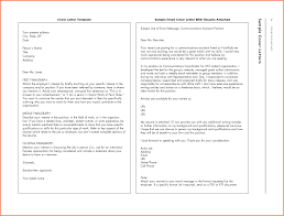 Email Cover Letter Cover Letter Vs Resume Professional Resume And