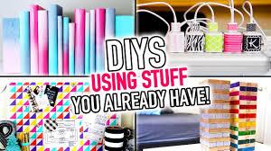 6 diys using stuff you already have around your house diy compilation handmade
