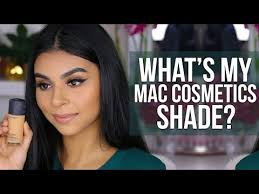 My Mac Cosmetics Studio Fix Fluid Shade Olive Skintone
