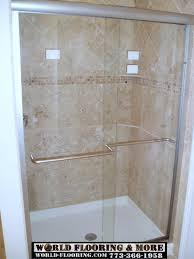 custom cultured marble shower bathroom remodeling world flooring more 773 366 1958 chicago