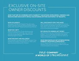 Owner Discounts At Vistana Properties Timeshare Users