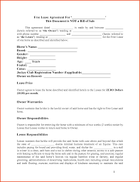 Free Printable Rental Lease Agreement Form Template | Bagnas Simple ...