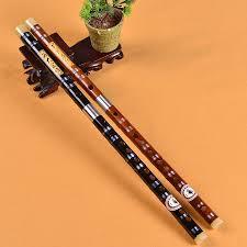 Bamboo Flute Design Chinese Bamboo Flute Dizi Double Insert Open Hole Cdefg Key