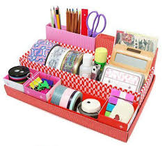 Diy Desk Organizer Contemporary Desk Drawer Organizer Diy Organization Modish And