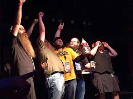 Image result for barrie beard and mustache championships