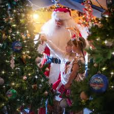 Christmas Event Best Christmas Events At Uk Theme Parks Including A Santa