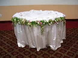 Cake Table Decoration Wedding Reception Cake Table Nice Decoration