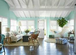 aqua paint colorCoastal Paint Color Schemes Inspired from the Beach