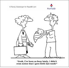 RapidBI Cartoon 233 daily business cartoon 233 on 2 week notice email template
