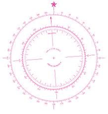 Compass Degrees Chart Compass Rose Facts For Kids