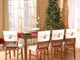 Holiday Chair Back Covers Nice Kitchen Chair Back Covers And