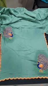 Cut Work Designer Suit Pin By Ashok Saharan On Gh In 2019 Embroidery Suits Design
